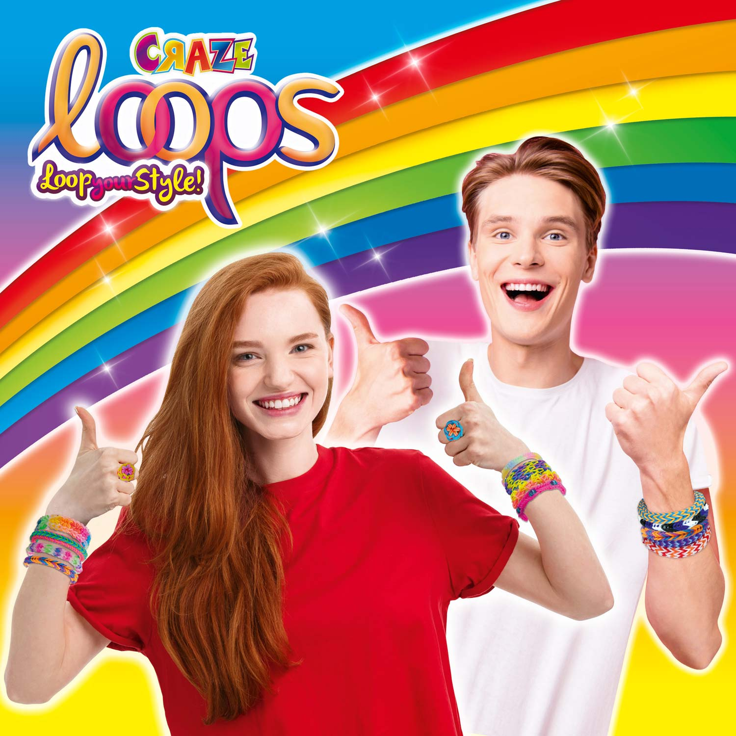 LOOPS Mega Rainbow - Set