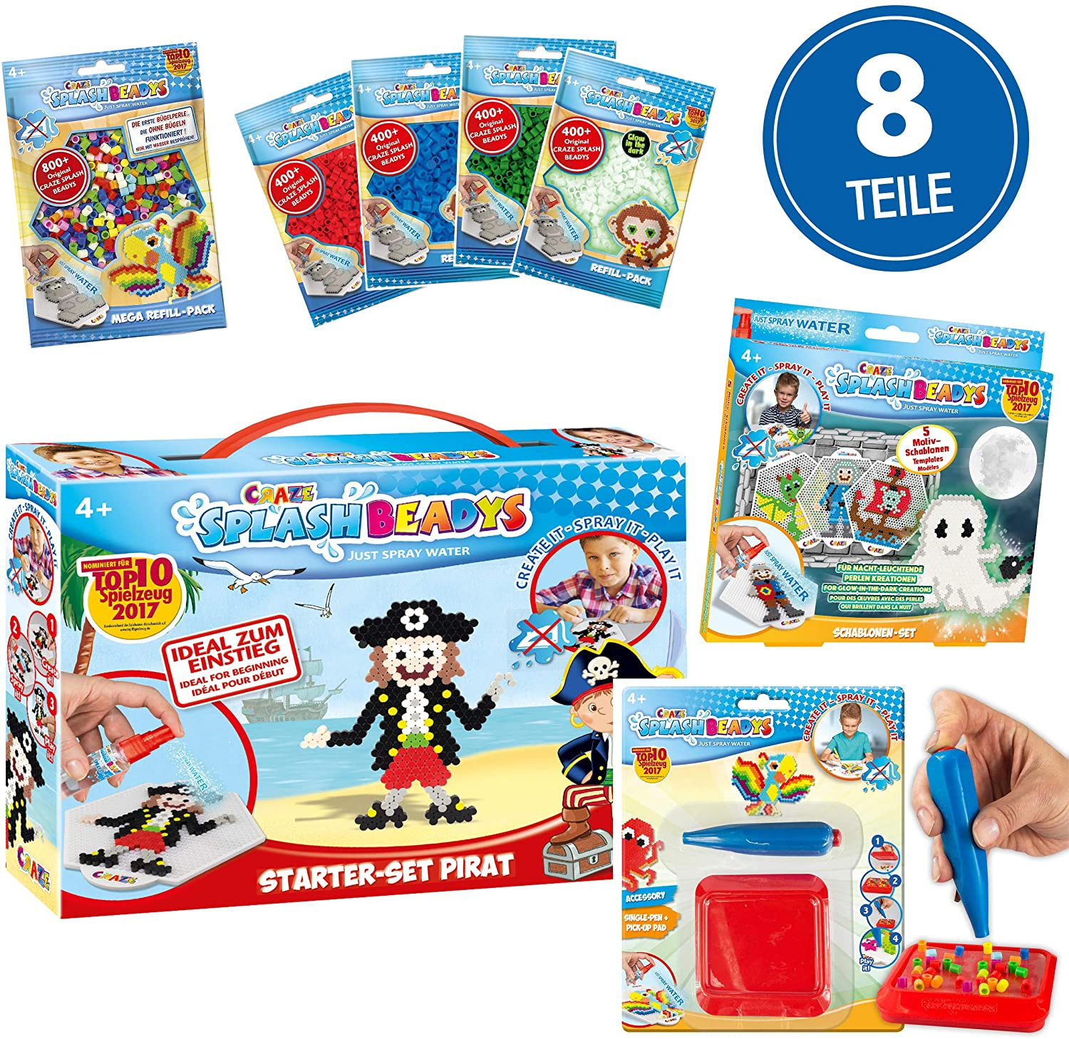 SPLASH BEADYS Activity Bundle - Jungen