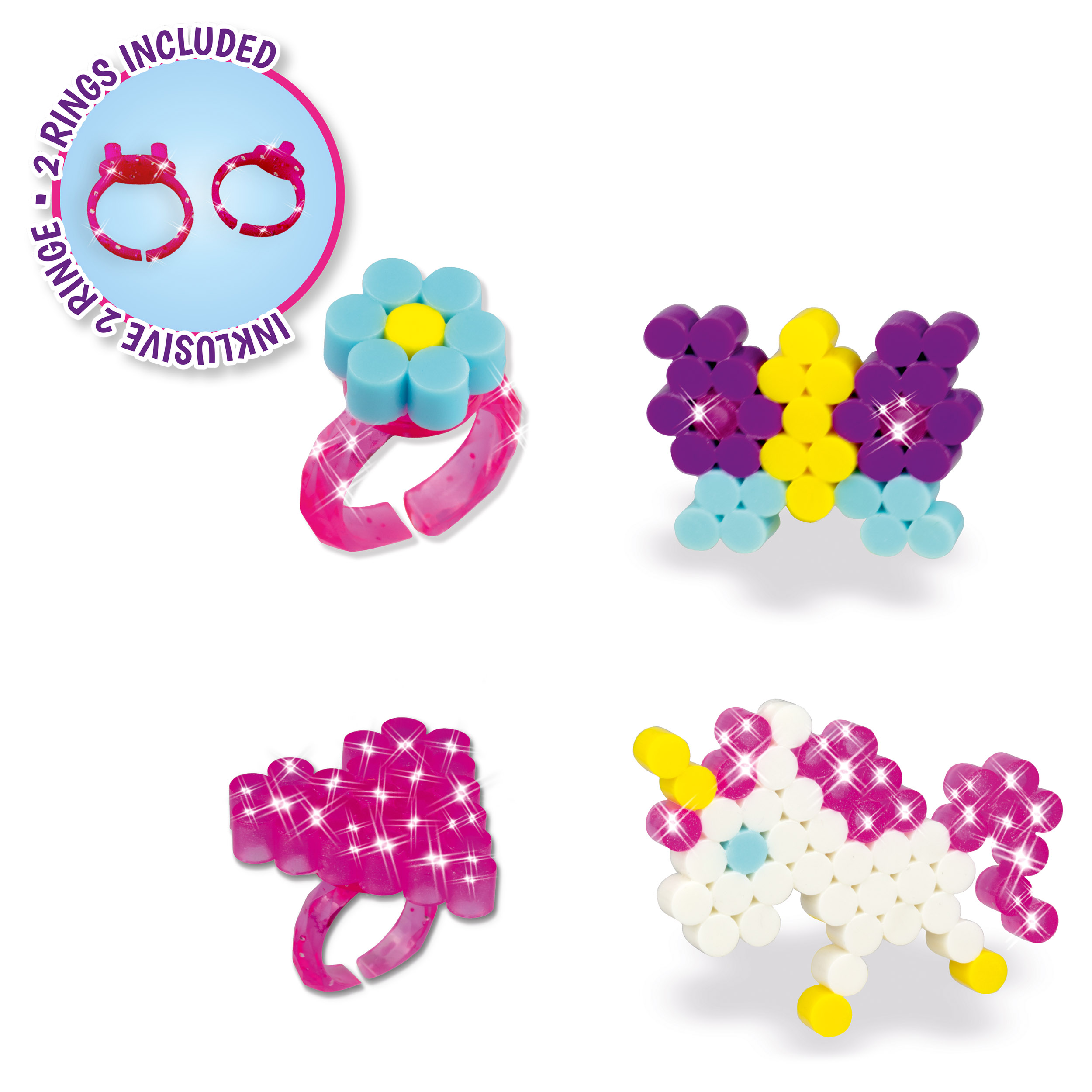 SPLASH BEADYS Schmuck Starter-Set