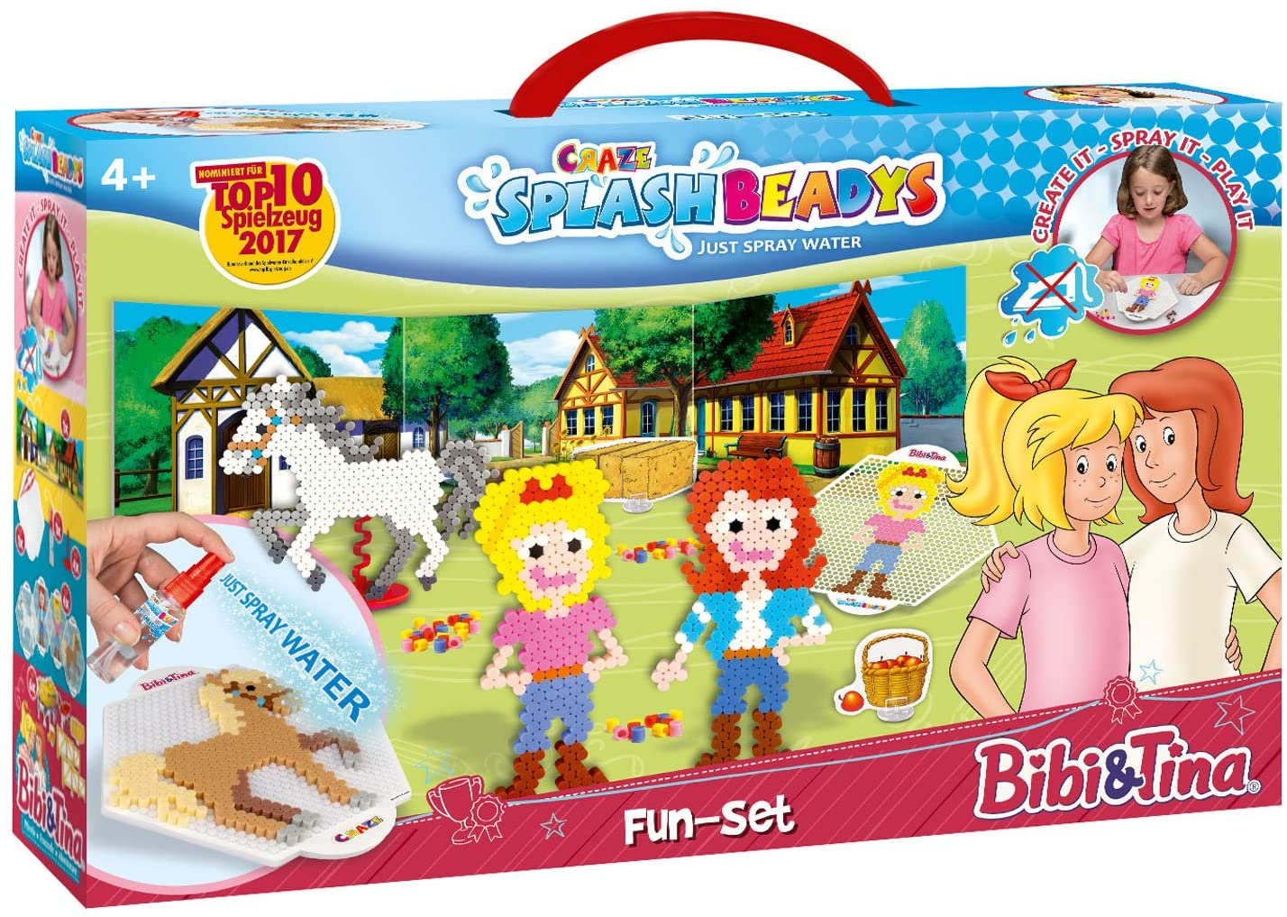 BIBI & TINA Splash Beadys Fun Set