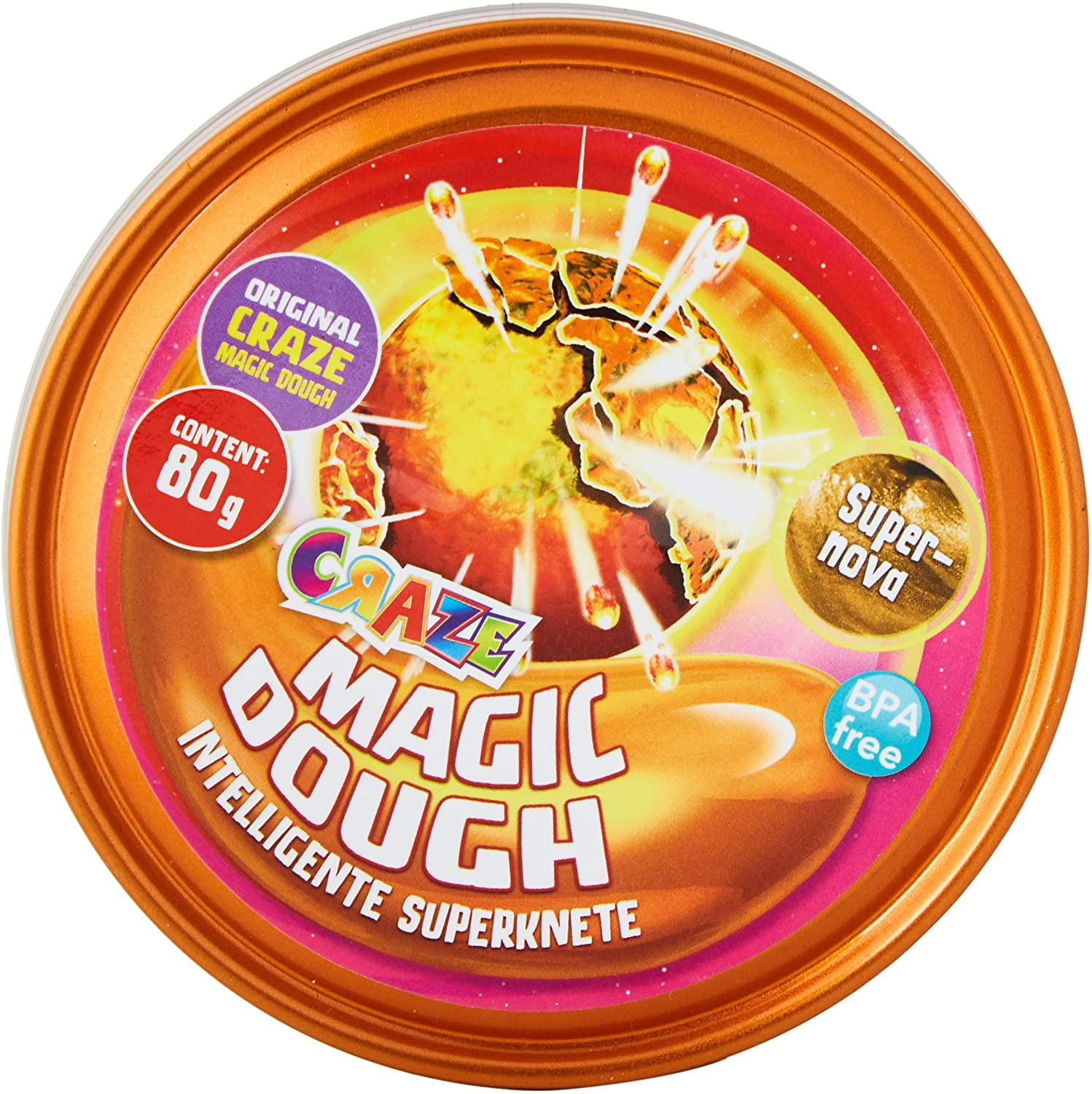 MAGIC DOUGH Intelligente Superknete - Galaxy 80g